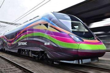 Poligon de testare a trenurilor de mare viteza in judetul Braila
