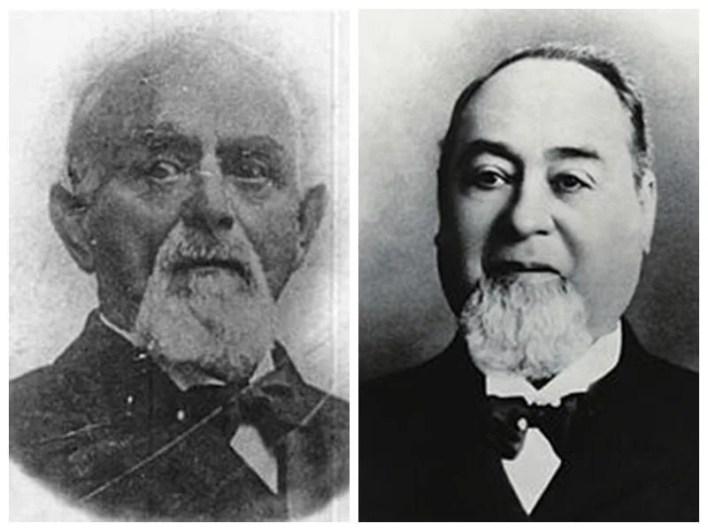 Jacob-Davis-Levi-Strauss