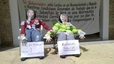 Borge y Cacho. Críticas. Foto: Rubén Espinosa y Germán Canseco