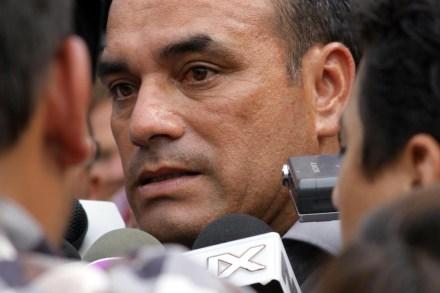 Federico Figueroa, hermano de Joan Sebastian. Foto: Margarito Pérez