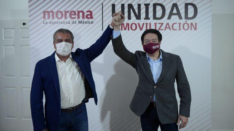Eligen a Raúl Morón Orozco como candidato de Morena a la gubernatura de Michoacán