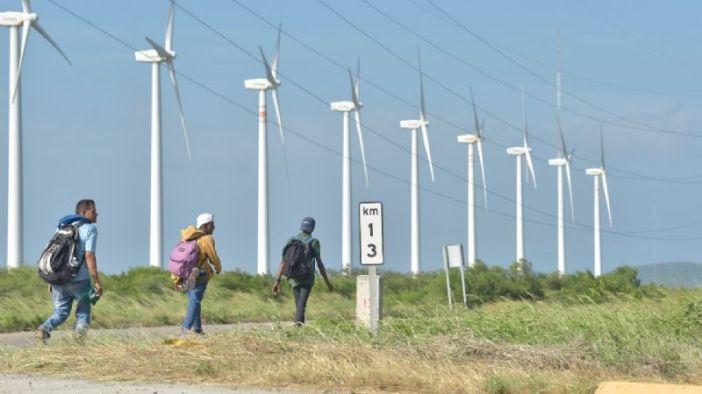 El mayor parque eólico de Latinoamérica... debe la renta