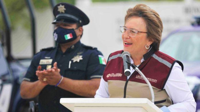 Laura Beristain denuncia violencia política de género en Q. Roo   Proceso