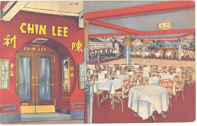 Heather lee on the history of chinese restaurants in america for American cuisine topic