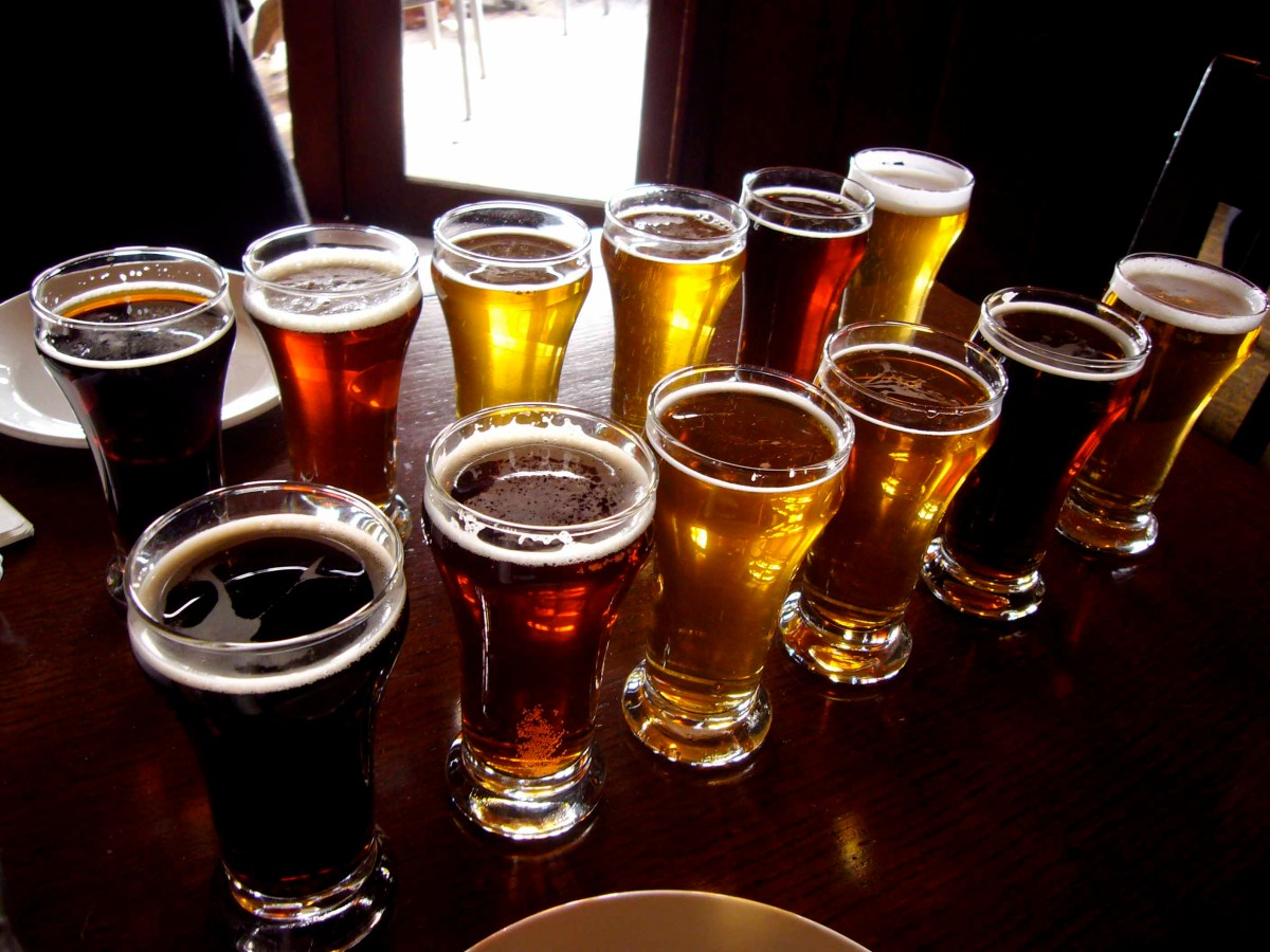 The Craft Beer Explosion: Why Here? Why Now?
