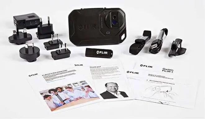FLIR C2 Education Kits