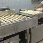 Lager in der Lebensmittelindustrie