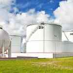 Process storage tank maintenance
