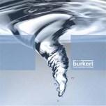 Água do segmento Burkert