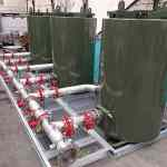 Bespoke Activated Carbon Vessel System
