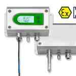 EE300Ex humidity temperature transmitter