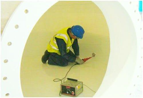 Inspection des gpr
