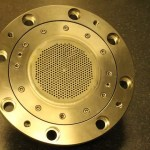 Filtros de ventilação de resíduos nucleares