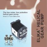 Elika gear pumps catalogue