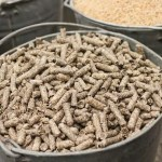 pelletised animal feed