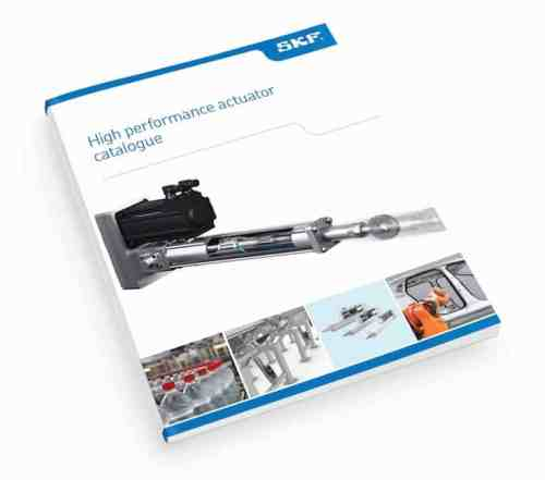 actuator catalogue