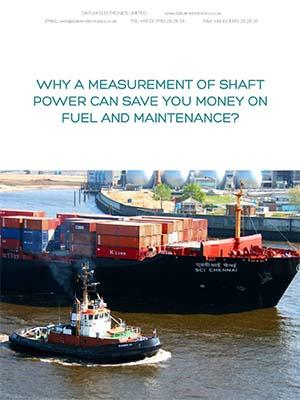Shaft power measurement
