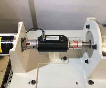 dynamometer system refurb