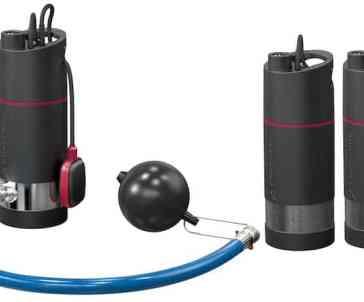 SB-SBA bombas submersíveis