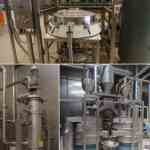 automated food processing separation equipment