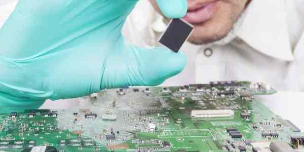 installing microchip motherboard