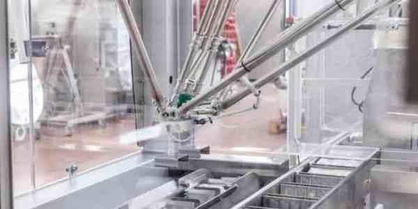 robótica de gap de produtividade