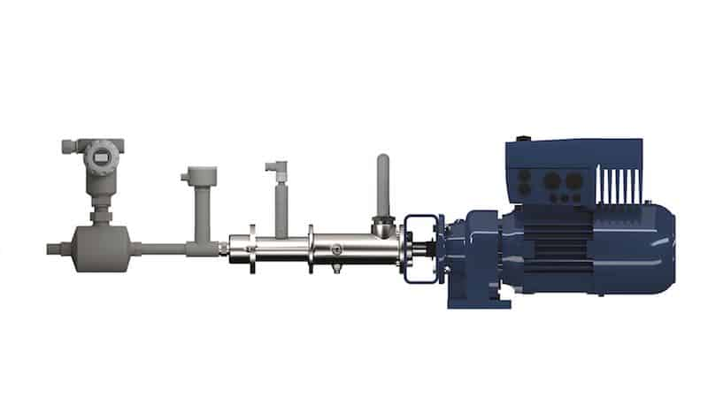 smart dosing pump for controlling dosing