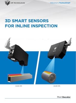 3d intelligente Sensoren