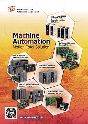Machine Automation Motion Gesamtlösung