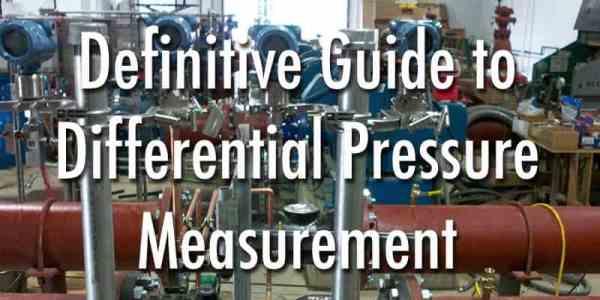 Guía definitiva de medición de presión diferencial