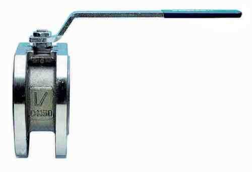 valpres wafer pattern ball valve