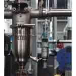 filtro de tinta industrial en línea