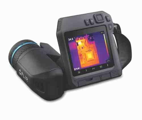 T500 series thermal camera