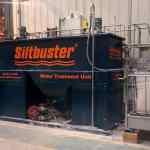 unité de traitement de l'eau siltbuster