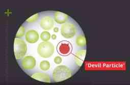 devil particle