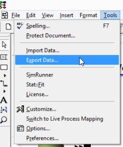 Export Data