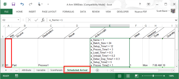 Create an Excel spreadsheet ulations-created-17