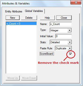 Remove Check