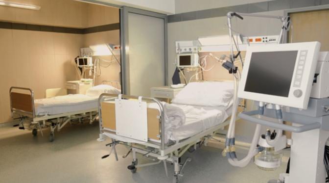 Model overall patient flow to understand bed capacity