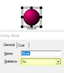 change stats on work entity