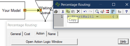 copy logic waiting queue Over Time Threshold Report