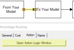 open action logic in Only 1 Entity at a Time