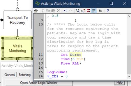 update resource in Vitals Monitoring