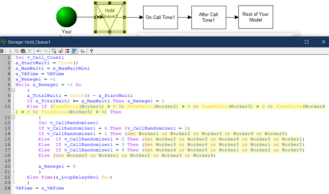 update resource logic in Renege, SLA, Rand