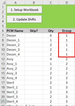 VAO Schedule Planner workbook 2