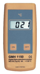 GMH-1150 Type K Thermocouple Thermometer