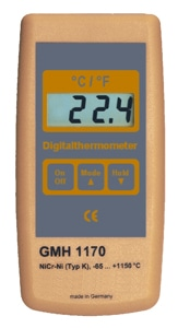 GMH-1170 Type K thermocouple Thermometer