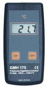 GMH-175 hand held thermometer