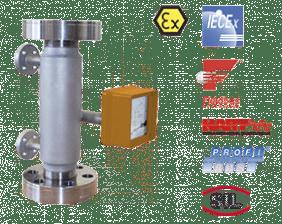 Kobold BG High Pressure Flow Meter