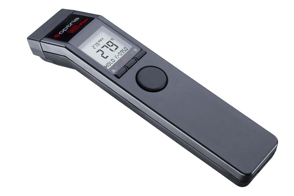 Process Parameters MS Portable Thermometer hand held